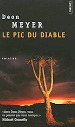 Le Pic Du Diable = Devil's Peak (Points Policier, nr. 2015)