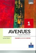 Avenues 1 Grammar Annotated Teacher's Edition