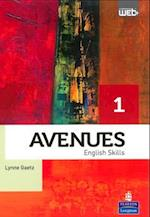Avenues 1 Skills Book with Companion Website Plus