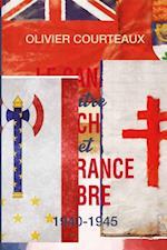 Le Canada entre Vichy et la France libre 1940-1945 af Olivier Courteaux