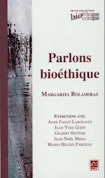Parlons bioethique (Bioethique critique)