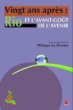 Vingt ans apres : Rio et l'avant-gout de l'avenir af Philippe Le Prestre
