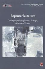 Repenser la nature : Dialogue philosophique, Europe, Asie... af Pierron