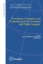 Preventing Corruption and Promoting Good Government and Public Integrity (Droit Administratif Administrative Law)