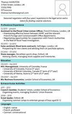 How to Write a Successful CV (Coaching)