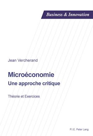 Microeconomie af Jean Vercherand