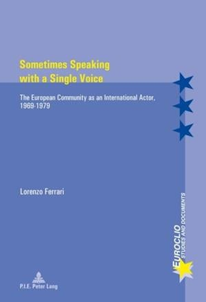 Sometimes Speaking with a Single Voice af Lorenzo Ferrari