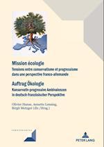 Mission ecologie/Auftrag Oekologie