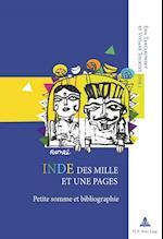 Inde Des Mille Et Une Pages af Viviane Tourtet, Ewa Tartakowsky