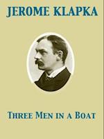 Three Men in a Boat af Jerome Klapka Jerome