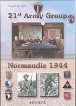 21st Army Group af Francois De Lannoy