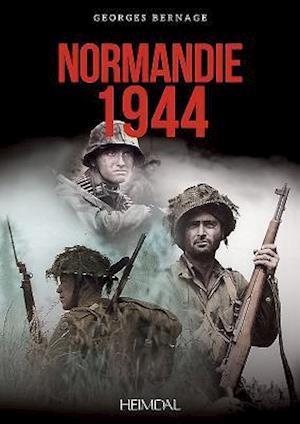 Bog, paperback Normandie 1944 af Georges Bernage