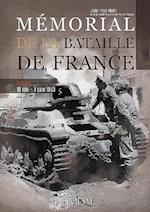 Memorial de a Bataille de France af Jean-Yves Mary