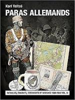 Les Paras Allemands. Volume 3