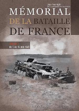 Bog, hardback Mémorial De La Bataille De France af Jean-Yves Mary