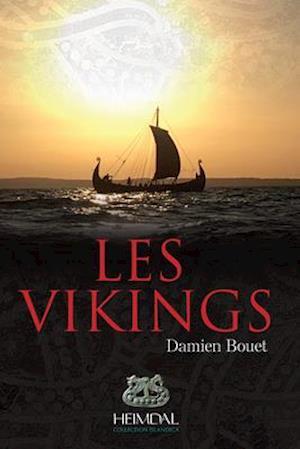Bog, hardback Les Vikings af Damien Bouet