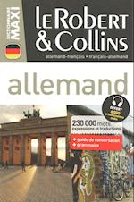 Le Robert & Collins Dictionnaire Allemand Maxi af Robert Collins