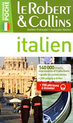 Le Robert & Collins Dictionnaire Poche Italien