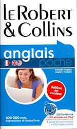 Le Robert & Collins Dictionnaire Poche Anglais af Collectif
