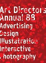 Art Directors Annual 88 [With CDROM] (ART DIRECTORS ANNUAL, nr. 88)
