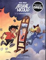 Ariane et Nicolas 01 : Le miroir magique af Paul Roux