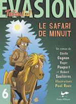 Le safari de minuit af Paul Roux, Roger Poupart