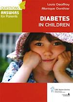 Diabetes in Children af Geoffroy