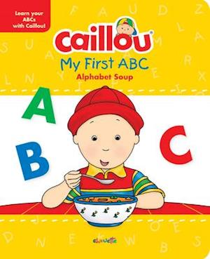 Caillou, My First ABC