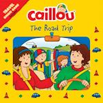 Caillou the Road Trip af Carine Laforest