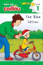 The Bike Lesson (Read With Caillou)