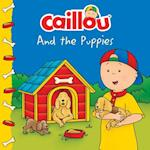 Caillou and the Puppies af Carine Laforest