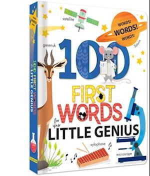 100 First Words for Your Little Genius