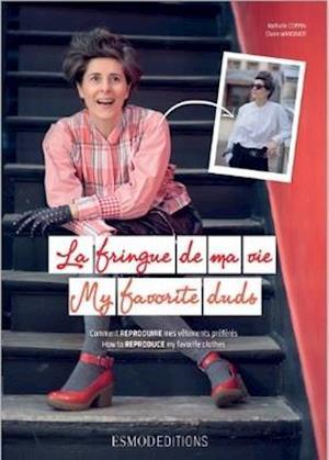 Bog, paperback My Favorite Duds af Natalie Coppin