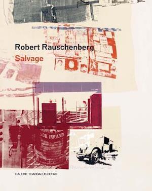 Bog, hardback Robert Rauschenberg af Robert Rauschenberg