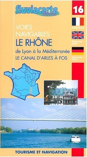 Fluviacarte 16 le Rhône