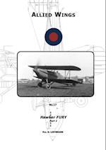 Hawker Fury, Part 2 af Phil H. Listemann