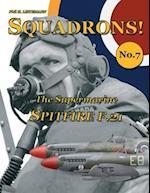 The Supermarine Spitfire F.21