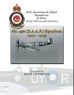 No. 452 (Raaf) Squadron 1941 - 1945