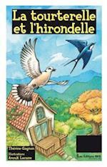 La tourterelle et l'hirondelle af Therese Gagnon