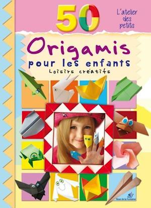 50 origamis pour les enfants af Marcelina Grabowska-Piatek