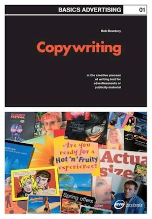 Basics Advertising 01: Copywriting af Robert Bowdery