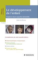 Le developpement de l'enfant af Alain de Broca