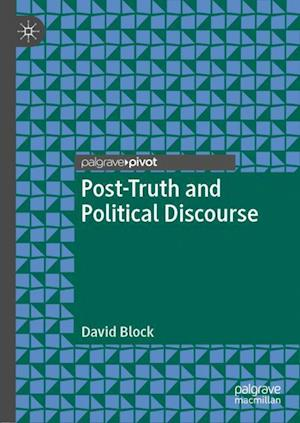 Post-Truth and Political Discourse