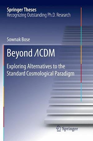 Beyond  CDM