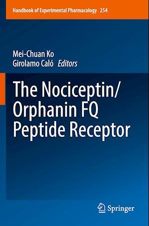 The Nociceptin/Orphanin FQ Peptide Receptor