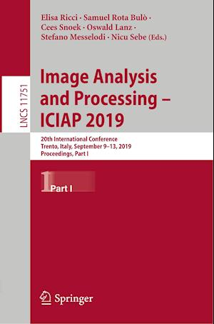 Image Analysis and Processing - ICIAP 2019