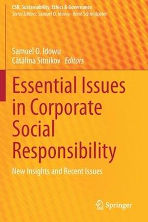 Essential Issues in Corporate Social Responsibility