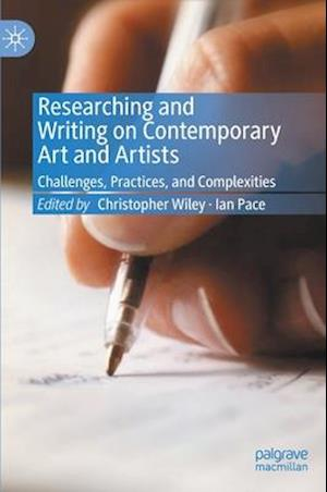 Researching and Writing on Contemporary Art and Artists