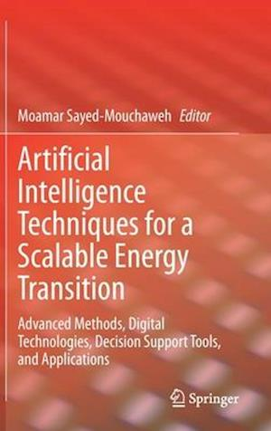 Artificial Intelligence Techniques for a Scalable Energy Transition