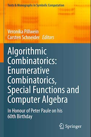 Algorithmic Combinatorics: Enumerative Combinatorics, Special Functions and Computer Algebra